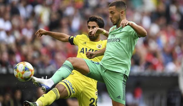 Fenerbahçe Real Madride 5-3 yenildi
