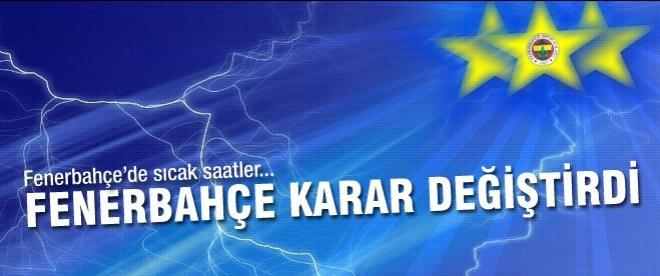 Fenerbahçe'de toplantı iptal edildi!