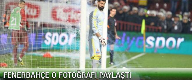 Fenerbahçe o fotoğrafı paylaştı!