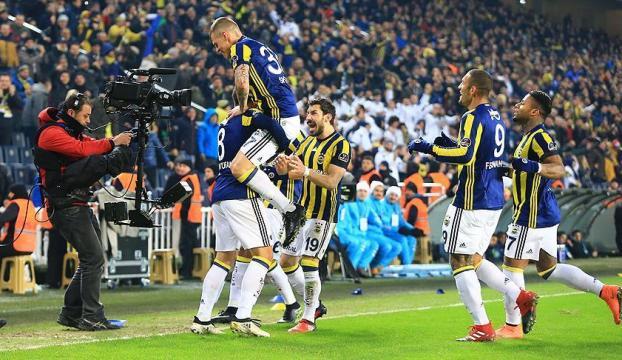 Fenerbahçe, Rusya yolcusu