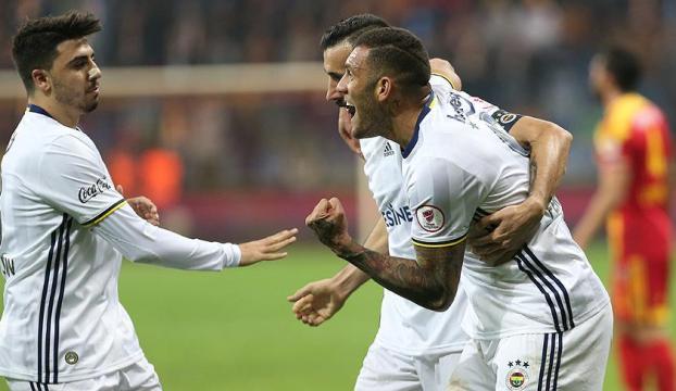 Fenerbahçe kupada keyifli!