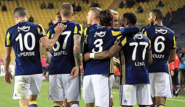 Fenerbahçede gözler derbiye çevrildi