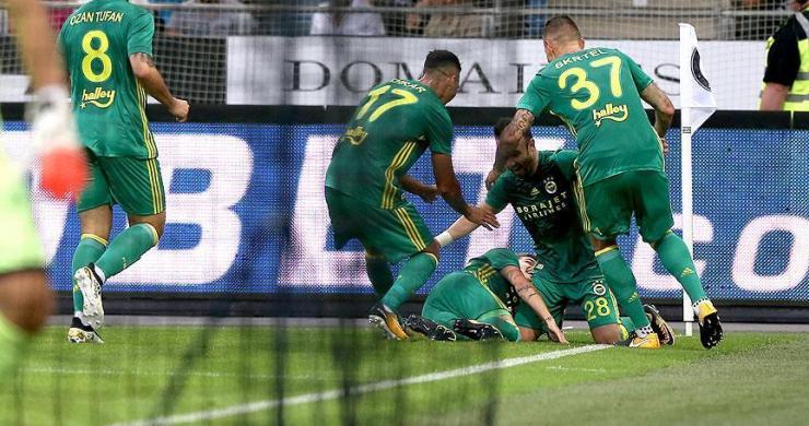 Fenerbahçe, tur için avantaj sağladı