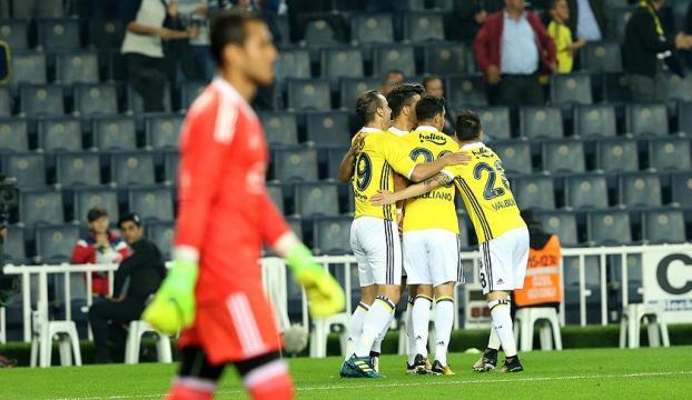 Fenerbahçeye derbi öncesi moral
