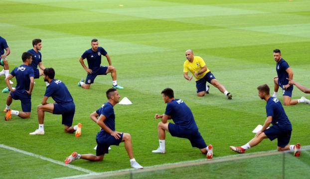 Fenerbahçe, Benfica maçına hazır