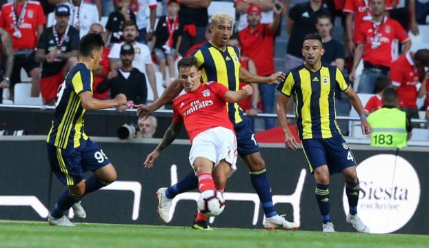 Fenerbahçe tur şansını Kadıköye bıraktı
