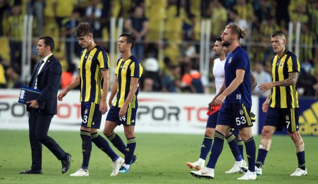 Fenerbahçe 10 yıldır Şampiyonlar Ligine hasret