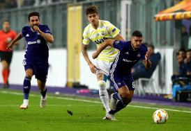Fenerbahçe, Anderlecht deplasmanından 1 puanla dönüyor