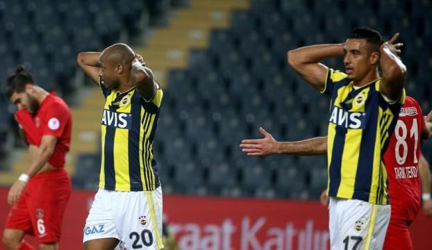 Fenerbahçe 8. kez alt lig takımına elendi