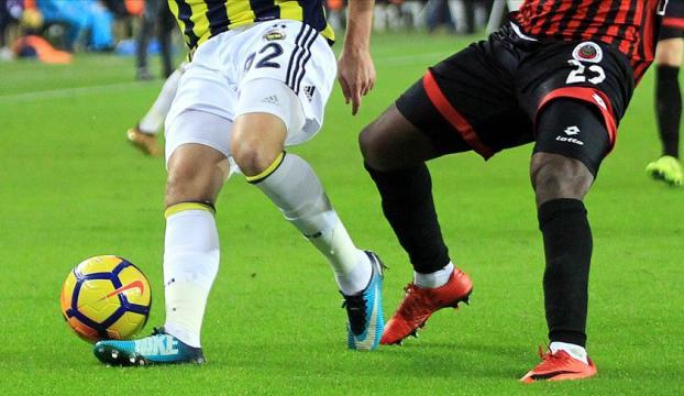 Fenerbahçe, Süper Ligde Gençlerbirliğini konuk edecek