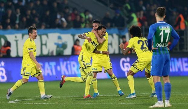 Fenerbahçe, 2019da 21 galibiyet aldı