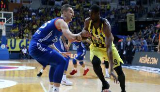 Fenerbahçe Panathinaikos'u farklı yendi