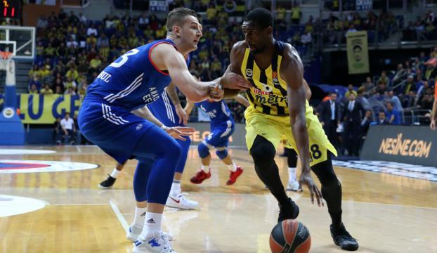 Fenerbahçe Panathinaikosu farklı yendi