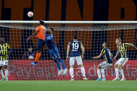 Fenerbahçe, Başakşehir'den avantajlı dönüyor