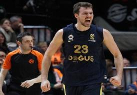 Fenerbahçe Doğuş deplasmanda yenildi