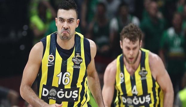 Fenerbahçe Doğuş, final serisinde 2-0 öne geçti