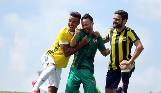 Fenerbahçenin yeni sezon formaları tanıtıldı