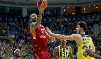 Galatasaray Maccabi Fox'u ezdi geçti