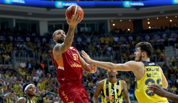 THY Euroligde Galatasaray galip
