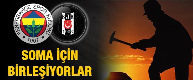 Fenerbahçe ile Beşiktaş birleşiyor