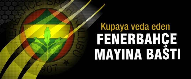 Fenerbahçe mayına bastı