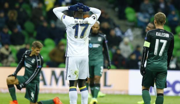 Fenerbahçe İstanbula mutsuz dönüyor