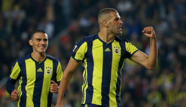 Fenerbahçenin yüzü Avrupa Liginde güldü