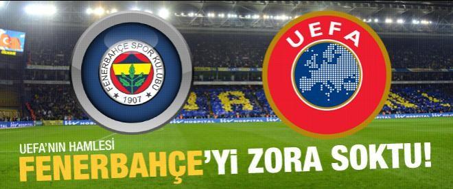 UEFA'nın hamlesi Fenerbahçe'yi zora soktu