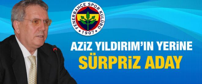 Fenerbahçe'de başkanlığa sürpriz aday