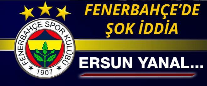 Fenerbahçe'de şok iddia!