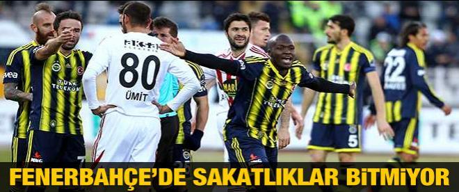 Fenerbahçe'de Sow'un MR'ı çekildi