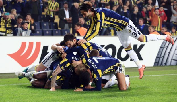 Fenerbahçeden farklı prova