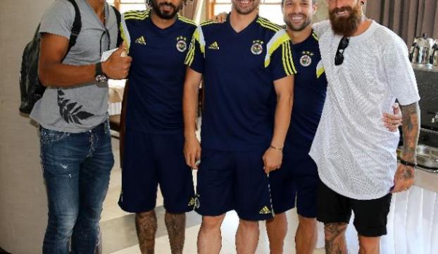 Fenerbahçenin Portekizli futbolcuları ilk yarıyı kapattı