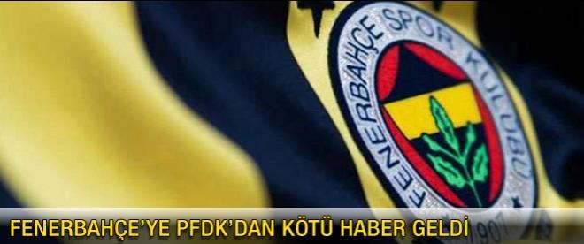 Fenerbahçe'ye şampiyonluk öncesi kötü haber