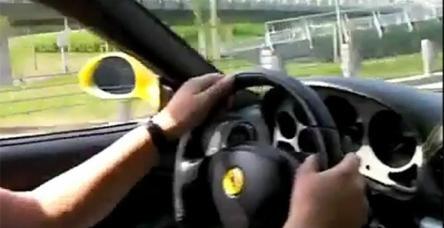 Türklere Ferrari verilirse!
