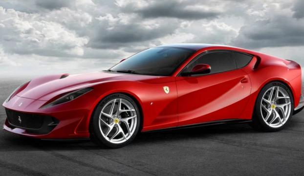 Ferrarinin en hızlısı haziranda Türkiyede