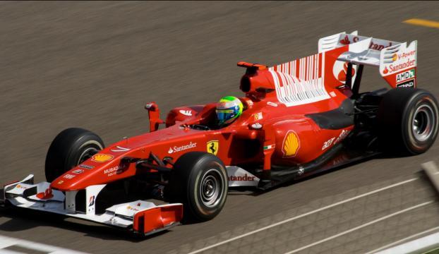 Ferrariden Avustralya zaferi