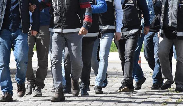 Ankara merkezli eski emniyet mensuplarına FETÖ operasyonu