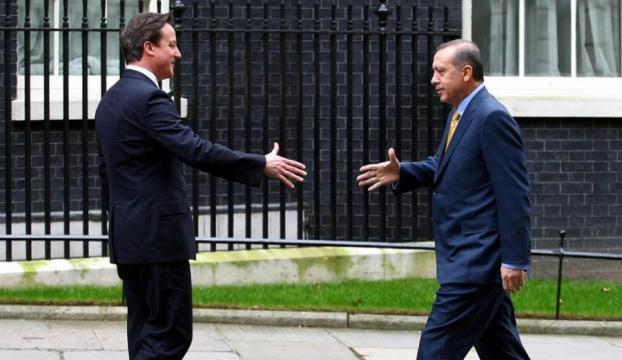 Cameron Türkiyeye niye geliyor?