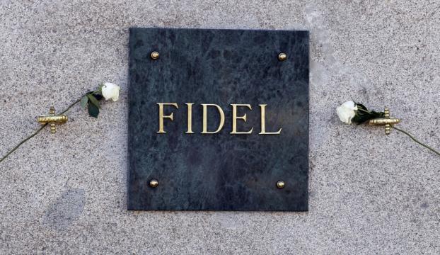 Fidel Castronun külleri defnedildi
