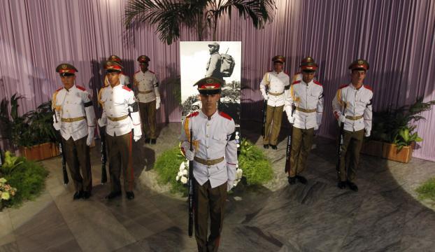 Küba devriminin lideri Fidel Castronun ölümü