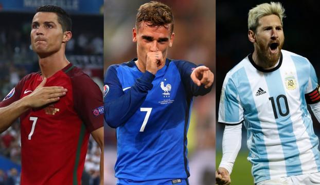 FIFA yılın en iyileri ödülü adayları