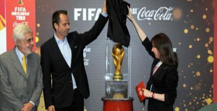 testFIFA Dünya Kupası İstanbul'da