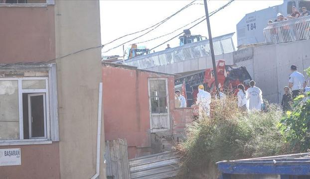 Kadıköyde yangın: 2 ölü, 4 yaralı