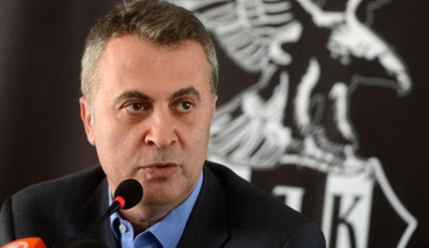 Fikret Orman, yeniden Beşiktaş başkanı