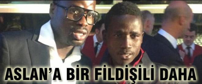 Galatasaray'a bir Fildişili daha
