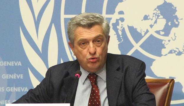 BM Mülteciler Yüksek Komiseri Grandi Moskovada