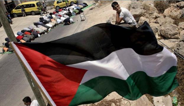 TİKAdan Filistine okul desteği