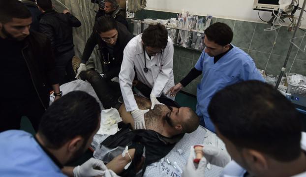 İsrailden Gazze Şeridine top atışı