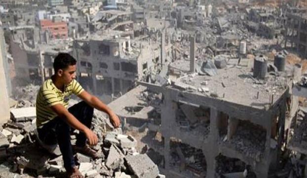 Batı Şeria ile Gazzedeki gösterilerde 157 Filistinli yaralandı